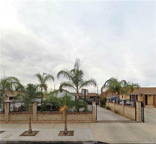 Photo of 10551 Tamarack Avenue, Pacoima, CA 91331 (MLS # SR21230157)