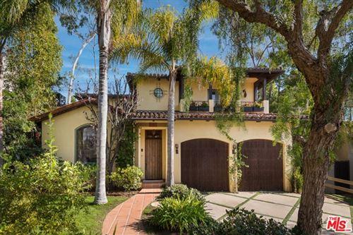 Photo of 906 Iliff Street, Pacific Palisades, CA 90272 (MLS # 21753158)