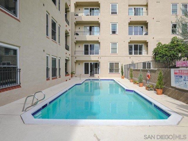 2445 Brant St. #207, San Diego, CA 92101 - #: 200028158