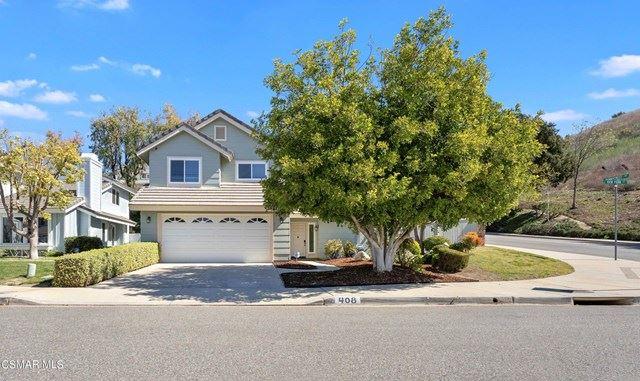 408 View Park Court, Oak Park, CA 91377 - #: 221001158