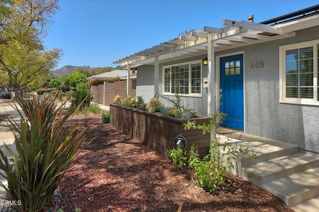 Photo of 605 Del Monte Street, Pasadena, CA 91103 (MLS # P1-4158)