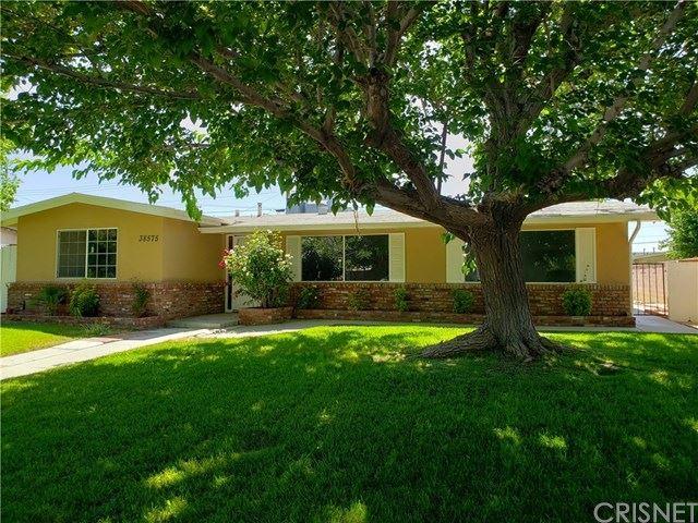 38575 Jacklin Avenue, Palmdale, CA 93550 - MLS#: SR20100158