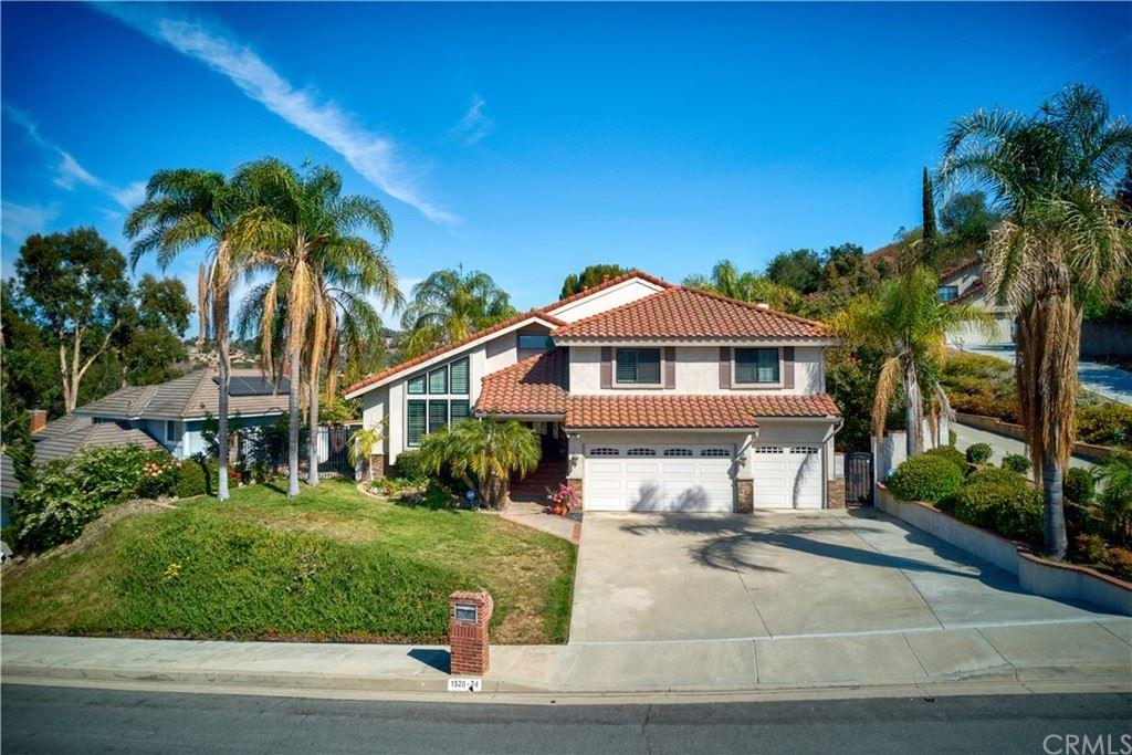 1520 Eldertree Drive, Diamond Bar, CA 91765 - MLS#: TR21122158