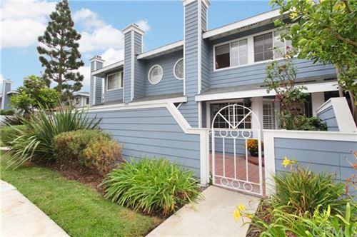 Photo of 19096 Queensport Lane #C, Huntington Beach, CA 92646 (MLS # OC20136159)