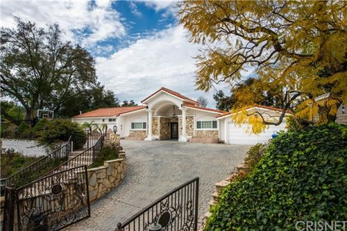 Photo of 16379 Meadowridge Road, Encino, CA 91436 (MLS # SR21013159)