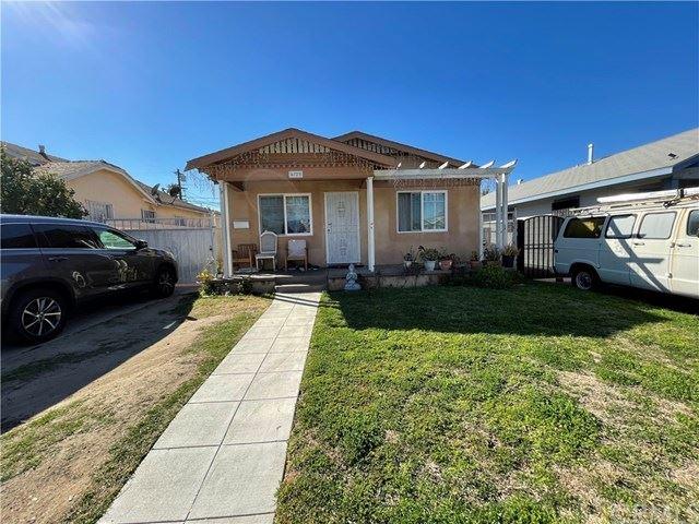 6723 6th Avenue, Los Angeles, CA 90043 - MLS#: EV21042159