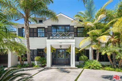 Photo of 789 Amalfi Drive, Pacific Palisades, CA 90272 (MLS # 20629160)