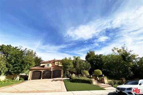 Photo of 5416 Wellesley Drive, Calabasas, CA 91302 (MLS # 21678160)