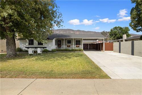 Photo of 447 W Bennett Avenue, Glendora, CA 91741 (MLS # CV21221160)
