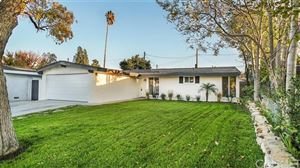 Photo of 19208 Drycliff Street, Canyon Country, CA 91351 (MLS # SR19263160)