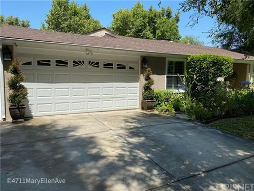 Photo of 4711 Mary Ellen Avenue, Sherman Oaks, CA 91423 (MLS # SR20057160)