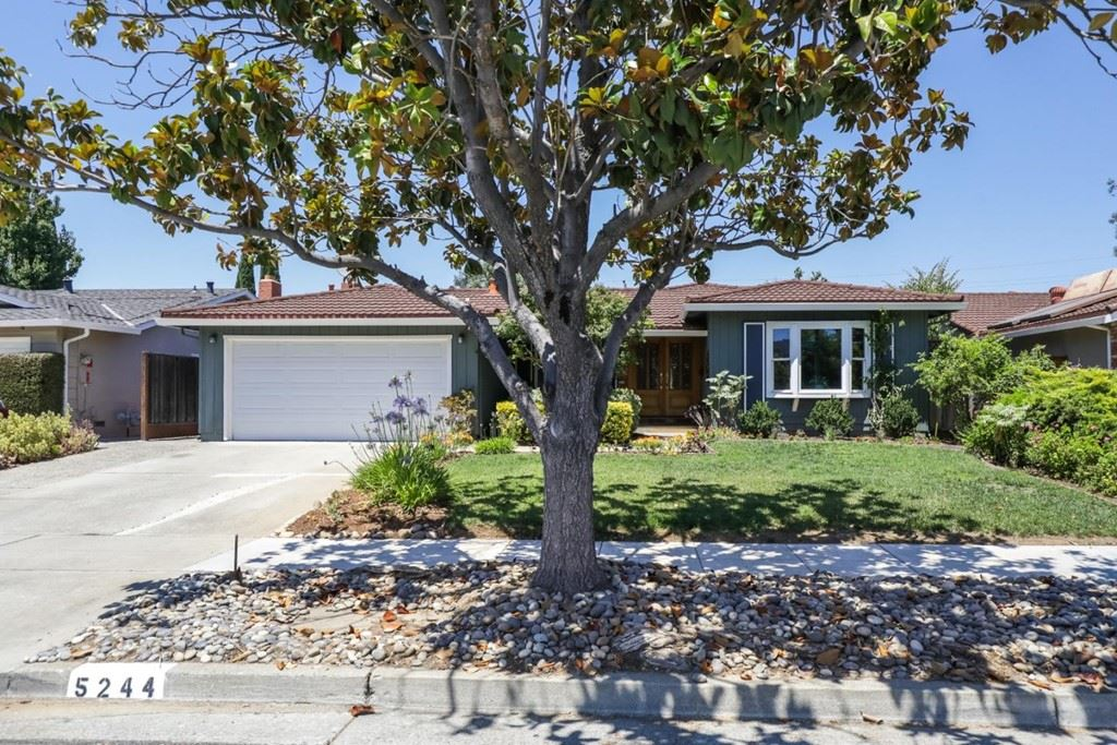 5244 Roxanne Drive, San Jose, CA 95124 - #: ML81852160