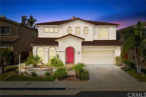 Photo of 217 N Rock Creek Lane, Anaheim Hills, CA 92807 (MLS # PW20145161)