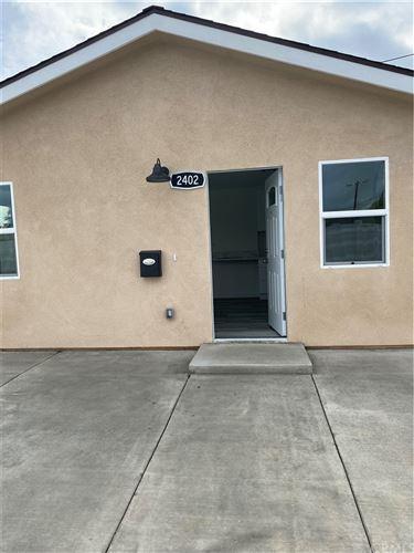 Photo of 2402 W Maple Street, Orange, CA 92868 (MLS # PW21236161)