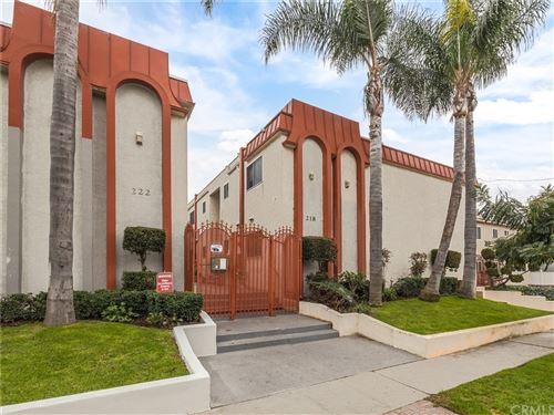 Photo of 218 E Tamarack Avenue #13, Inglewood, CA 90301 (MLS # SB21196161)