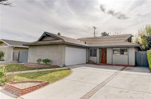 Photo of 19808 Larbert Street, Canyon Country, CA 91351 (MLS # SR21007161)