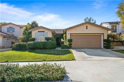 Photo of 23731 Scarlet Oak Drive, Murrieta, CA 92562 (MLS # SW21160161)