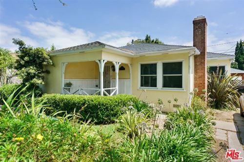 Photo of 4044 Coolidge Avenue, Culver City, CA 90066 (MLS # 20610162)