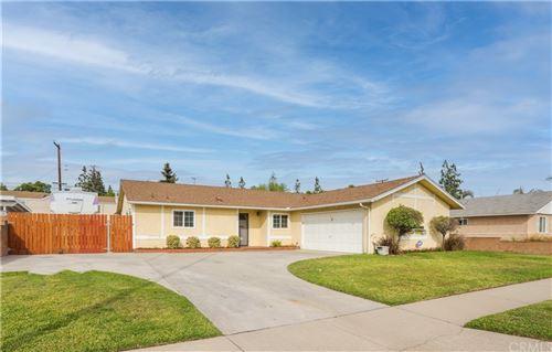 Photo of 4869 N Bender Avenue, Covina, CA 91724 (MLS # CV21221162)