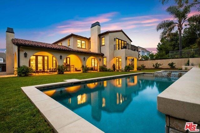Photo of 1410 El Bosque Court, Pacific Palisades, CA 90272 (MLS # 21737162)