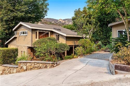 Photo of 1377 Lewellyn Drive, Laguna Beach, CA 92651 (MLS # LG20188163)
