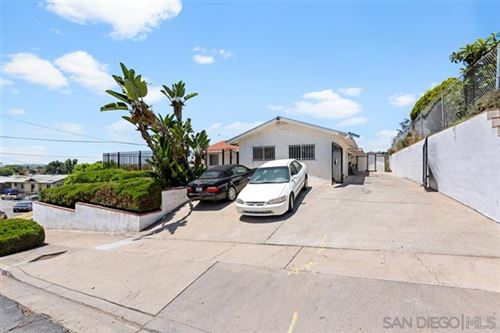 Photo of 5514 Santa Margarita St, San Diego, CA 92114 (MLS # 200050164)