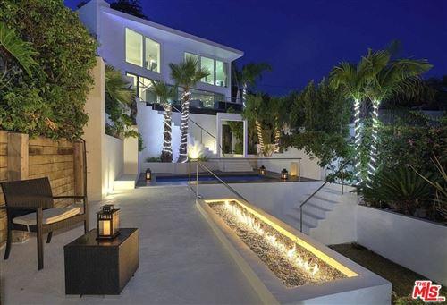 Photo of 8380 HOLLYWOOD, Los Angeles, CA 90069 (MLS # 20657164)