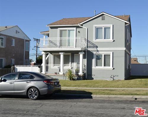 Photo of 10529 Haas Avenue, Los Angeles, CA 90047 (MLS # 21681164)