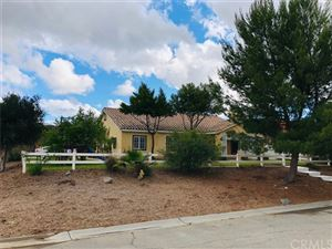 Photo of 31359 Sunset Avenue, Nuevo/Lakeview, CA 92567 (MLS # IV19117164)