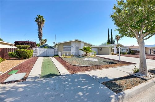 Photo of 2392 San Arturo Avenue, Hemet, CA 92545 (MLS # SW21092165)