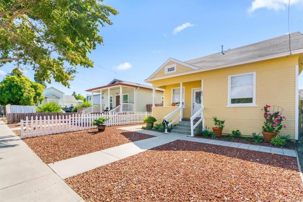 551 Branch Street, San Luis Obispo, CA 93401 - #: SC21229165