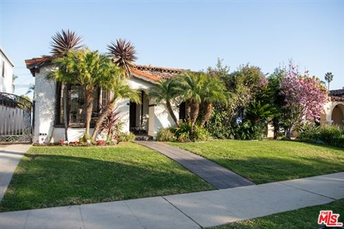 Photo of 1142 S LA JOLLA Avenue, Los Angeles, CA 90035 (MLS # 20554166)