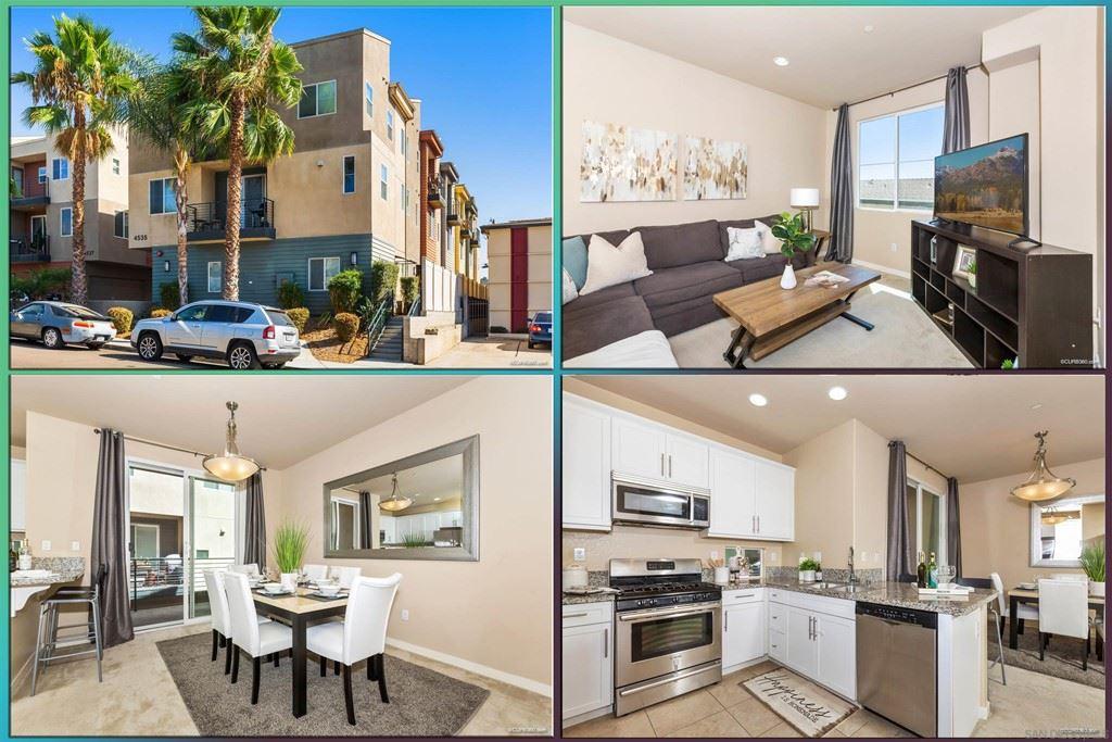 4535 Rainier Ave. #Unit 3, San Diego, CA 92120 - MLS#: 210026166