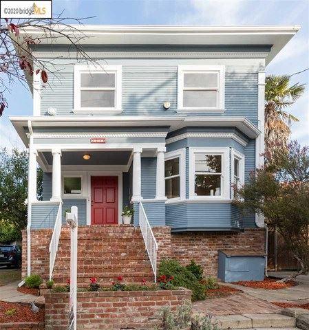2711 Dana Street, Berkeley, CA 94705-1137 - #: 40931166
