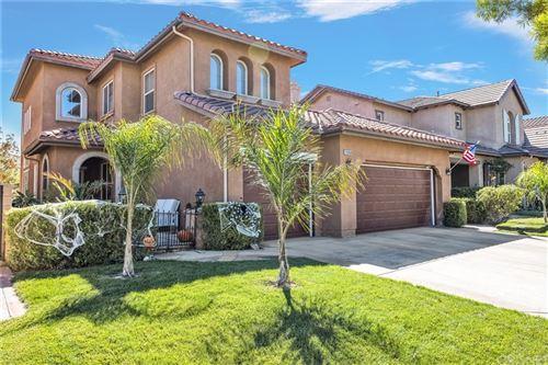 Photo of 25180 Huston Street, Stevenson Ranch, CA 91381 (MLS # SR21225167)