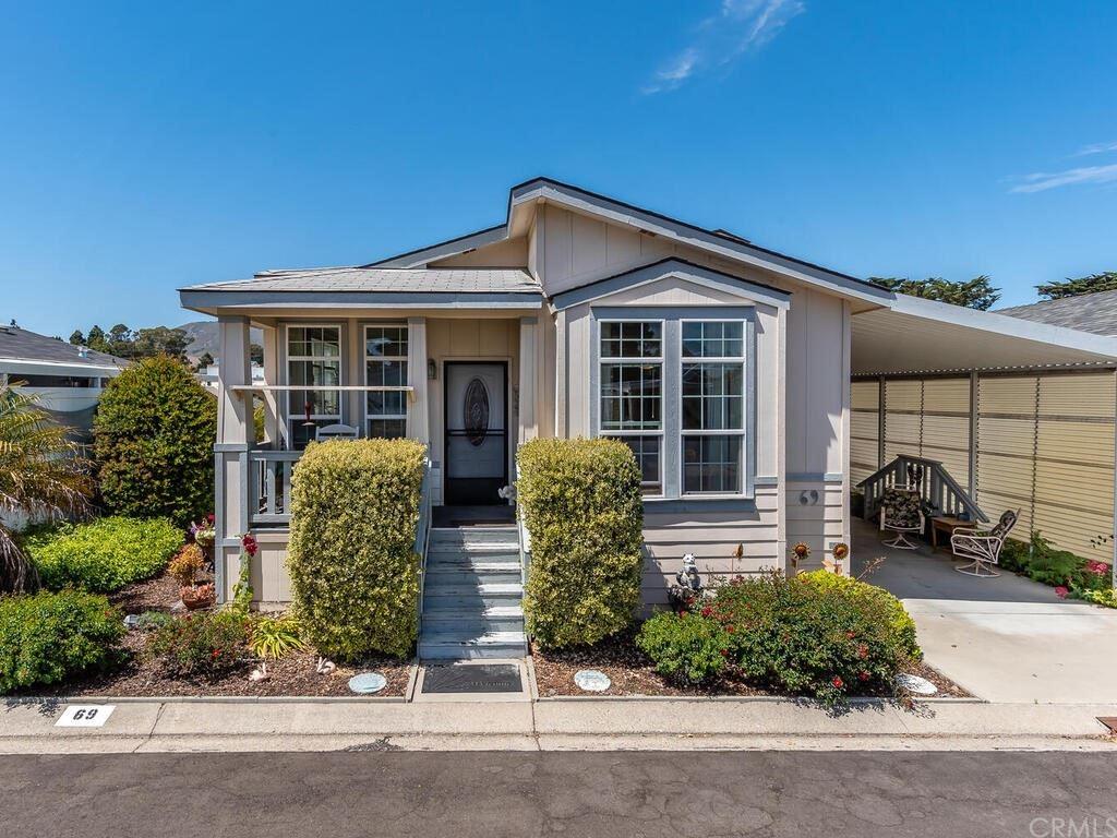 Photo of 3395 S Higuera Street #69, San Luis Obispo, CA 93401 (MLS # SC21206167)