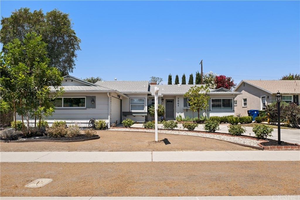 Photo of 7341 Ostrom Avenue, Lake Balboa, CA 91406 (MLS # SR21154167)