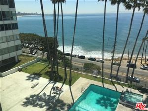 Photo of 17368 W SUNSET #PH-4, Pacific Palisades, CA 90272 (MLS # 19473168)