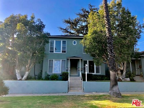 Photo of 1707 WASHINGTON Avenue, Santa Monica, CA 90403 (MLS # 19515168)