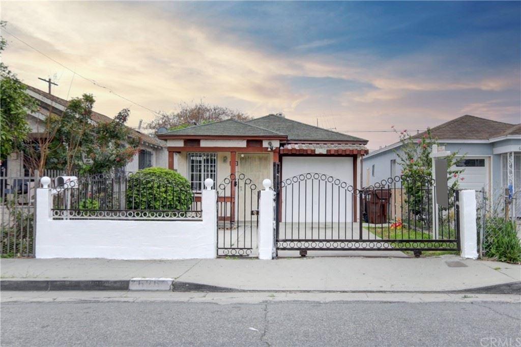 626 W Peach Street, Compton, CA 90222 - MLS#: DW21160168