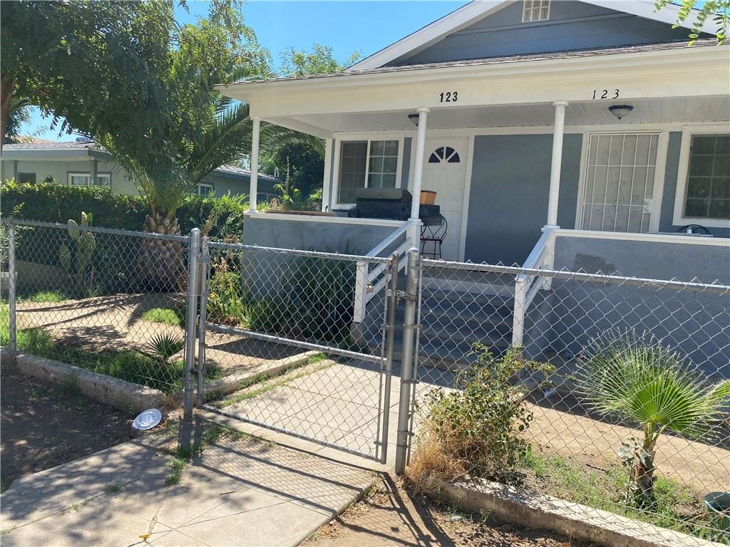 123 E 3rd Street, Perris, CA 92570 - MLS#: IV21133168
