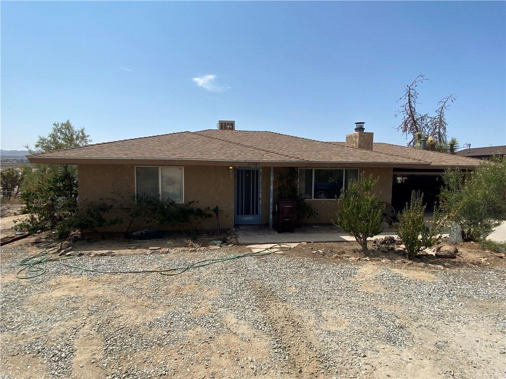 57585 Sierra Way, Yucca Valley, CA 92284 - MLS#: JT21183168