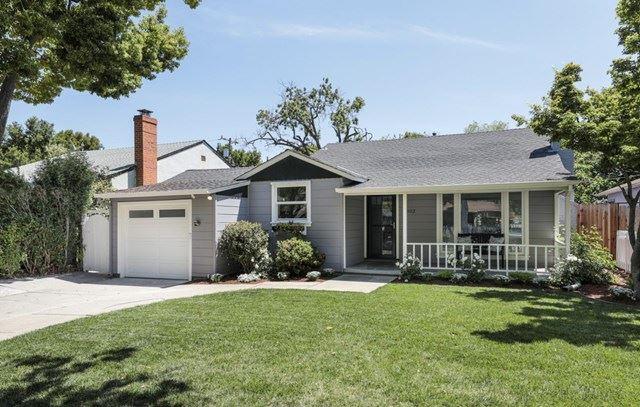 1052 Sonoma Avenue, Menlo Park, CA 94025 - #: ML81791168