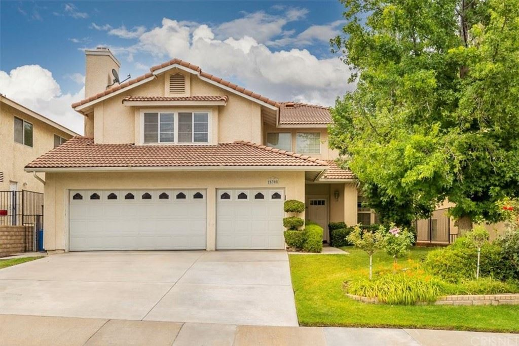 28308 Maxine Lane, Santa Clarita, CA 91350 - #: SR21154168