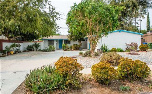 Tiny photo for 8213 Aura Avenue, Reseda, CA 91335 (MLS # SR21209169)