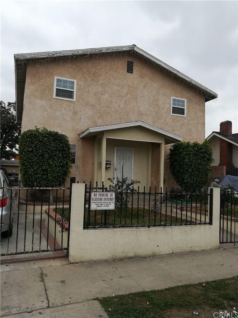 1132 E 67th Street, Los Angeles, CA 90001 - MLS#: CV21035169