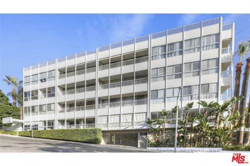 Photo of 1400 N Sweetzer Avenue #101, West Hollywood, CA 90069 (MLS # 21698170)