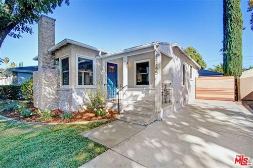 Photo of 14745 Cumpston Street, Sherman Oaks, CA 91411 (MLS # 21796170)