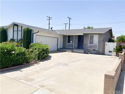 Photo of 9411 Peach Street, Cypress, CA 90630 (MLS # CV21097170)