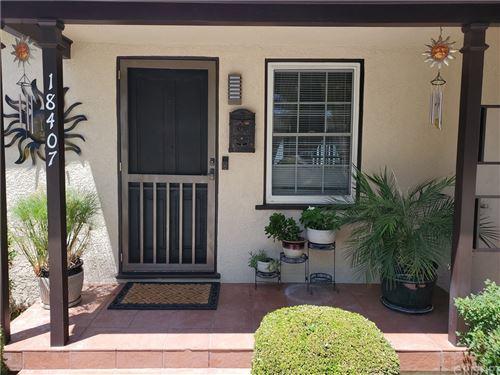 Tiny photo for 18407 Jovan Street, Tarzana, CA 91335 (MLS # SR21158170)